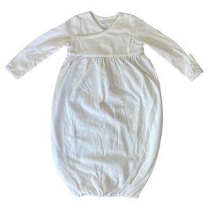 Ralph Lauren   White Sleep Sack / Gown (6 mos)